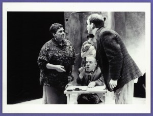 During our research, we found some production photos that we had no details for. Can you help us name them? If you recognise the show, an actor, or you know who the photographer was, then please get in touch as we need your help! Email history@halfmoon.org.uk
