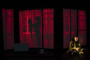 her Production Photograph by Ed Sunman (2)