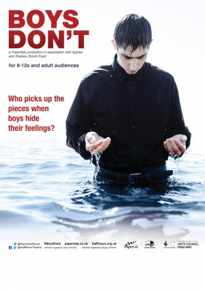 Boys Don't poster