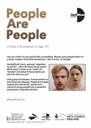People Are People - Flyer (back)
