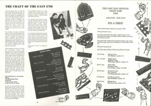 1991 East End Festival Booklet (4)
