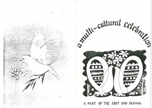 1986 TEEF - A Multicultural Celebration Programme (1)