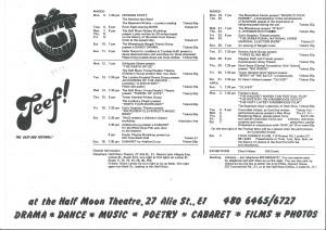 1979 TEEF Leaflet
