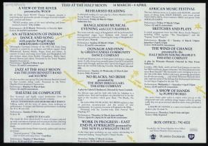 1987 TEEF Programme (2)
