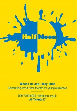 Half Moon spring 2018 brochure cover