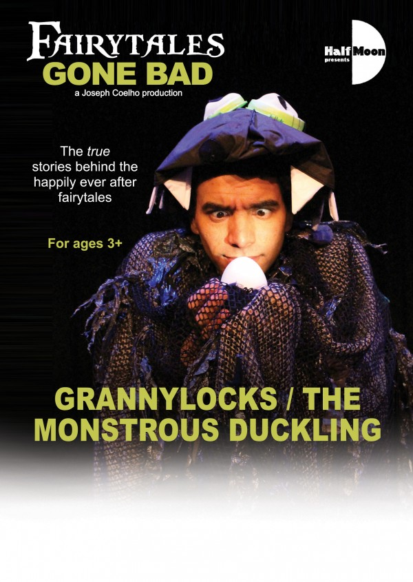 Fairytales Gone Bad: Grannylocks / The Monstrous Duckling flyer