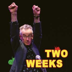 John Hegley: All Hail the Snail (and other creatures) marketing image. Photo by Stephen Beeny