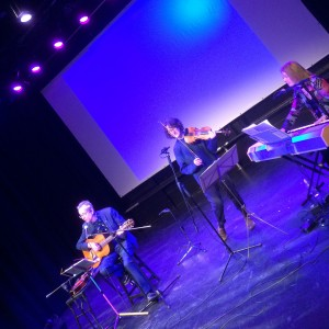 John Hegley: All Hail the Snail (and other creatures) tech rehearsal