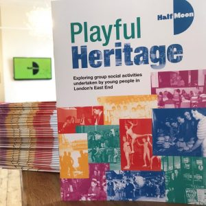 Playful Heritage brochure