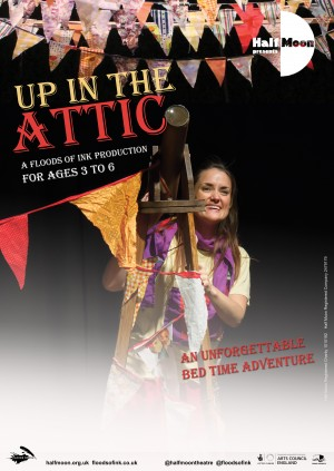 Up in the Attic - poster