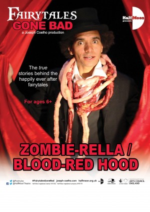 Fairytales Gone Bad: Zombie-rella / Blood-red Hood poster