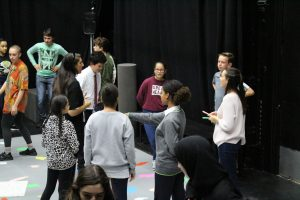 Black History Month workshop for What Once Was Ours