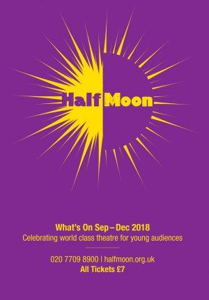 Half Moon autumn 2018 brochure cover