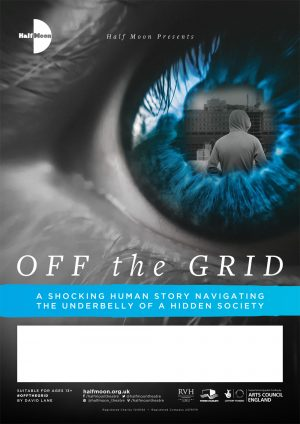 Off the Grid, poster