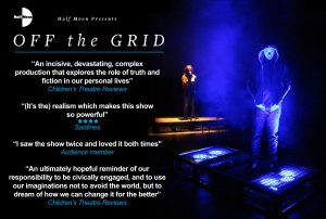 Off the Grid press quotes