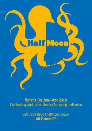 Half Moon spring 2019 brochure cover