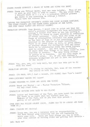 Driving Us Up the Wall - Script (10)