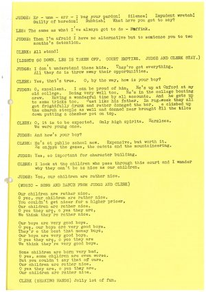 Driving Us Up the Wall - Script (11)