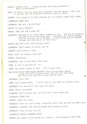 Driving Us Up the Wall - Script (13)