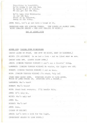 Driving Us Up the Wall - Script (15)