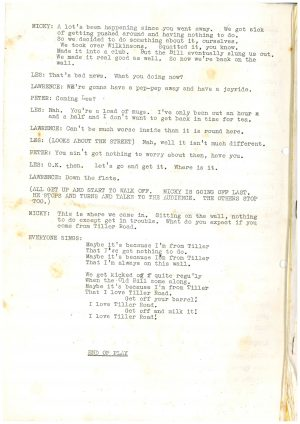 Driving Us Up the Wall - Script (23)