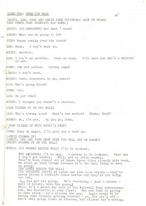 Driving Us Up the Wall - Script (5)
