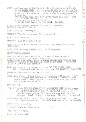 Driving Us Up the Wall - Script (6)