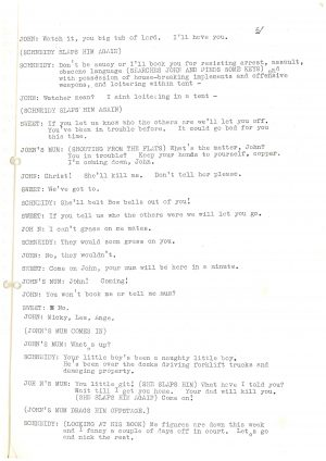 Driving Us Up the Wall - Script (7)