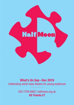 Half Moon autumn 2019 brochure cover