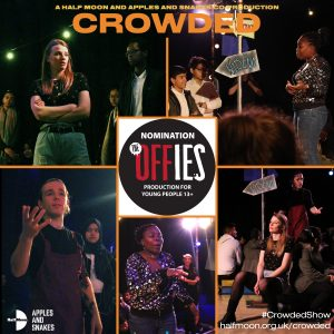 Crowded, Offies nomination