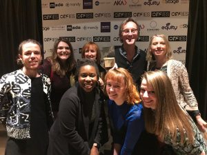 Crowded wins Best Production for Young People Aged 13+ at the Off West End OFFIES Awards 2020