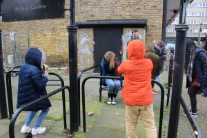 Photo Workshop at Four Corners for Snapped 1990