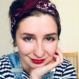 Headshot of Roisin Martindale