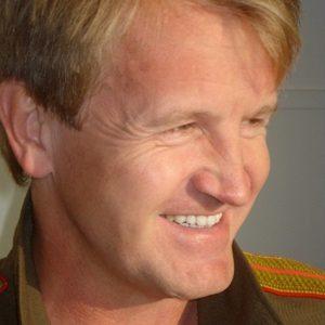 Headshot of writer Steve Tasane