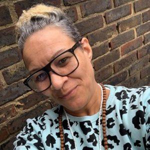 Headshot of writer Tracy Bickley
